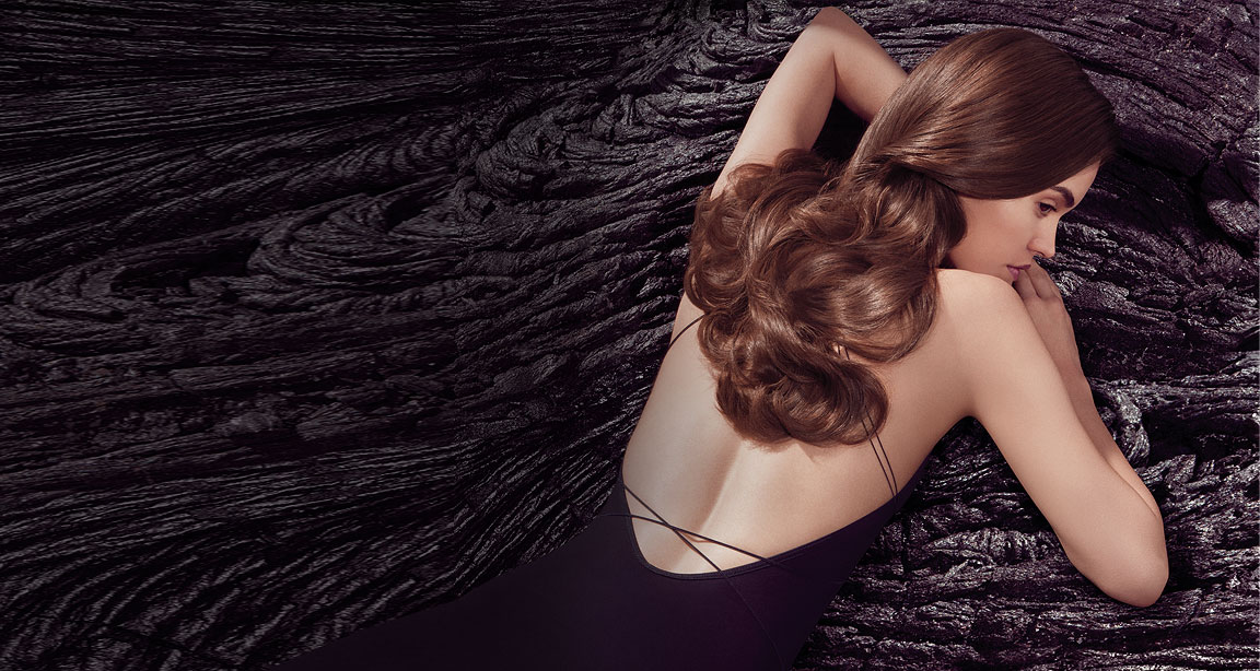dramatic hair care image Michael Leonard's